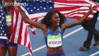Jamaikalı atlet Usain Bolt altın madalyaya rahat uzandı