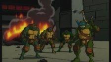 Ninja Kaplumbagalar 10. Bölüm