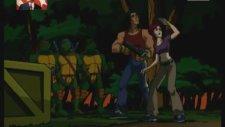 Ninja Kaplumbagalar 16. Bölüm