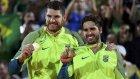 Rio Plaj Voleybolu Finalinde Altın Madalya Brezilya'nın