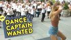Sokaktan Geçen İnsanlar Profesyonel Dans Ekibini Yönetiyor!