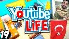 Türkiyeden Ilk Video | Youtubers Life Türkçe | 19.Bölüm