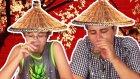 Türkler Japon İçeceklerini Tadıyor - Karpuzlu Fanta, Yosunlu Gazoz -   Oha Diyorum
