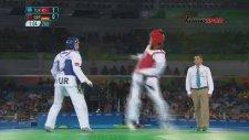 13.Gün | Nur Tatar & Rabia Güleç  | Taekwondo Çeyrek Final | Rio 2016 Olimpiyat Oyunları