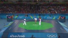 14. Gün | Nur Tatar | Kadınlar Tekvando 68KG Bronz Madalya | Rio 2016 Olimpiyat Oyunları