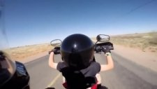 6 Yaşındaki Çocuk Harley Davidson Kullandı