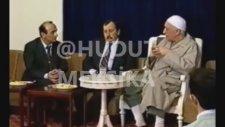 İhsan Kalkavan Ve Ömer Çavuşoğlu Fethullah Gülen İle Birlikte