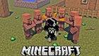 Minecraft Katil Köylüler - Oyun Portal