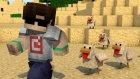 Mınecraft: Survival #45 - Tavuk Tarlası!