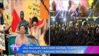 Mustafa Sandal Yeni Şarkısı Dön Dünya İle Antalya'yı Salladı