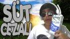 Süt İle Gülmeme Challenge |remix Adam Videoları - Ozan Berkil
