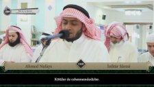 Ahmed Nufays - İnfitâr Sûresi ve Meali