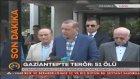 Cumhurbaşkanı Erdoğan: 12-14 Yaşlarında Bir Canlı Bomba Söz Konusu