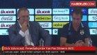Dick Advocaat: Fenerbahçe'de Yan Pas Dönemi Bitti
