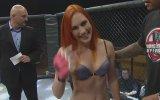 Dövüşün En Seksi Hali İç Çamaşırı Dövüş Şampiyonası
