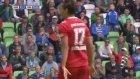 Enes Ünal'ın Groningen-Twente Maçındaki Müthiş 3 Golü (21 Ağustos Pazar)