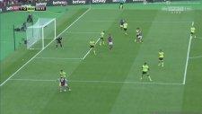 Gökhan Töre'nin West Ham'a Maçı Kazandıran Asisti