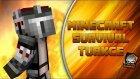 Köy Buldum   Minecraft Türkçe Survival   Bölüm 10