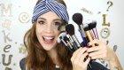 Makyaj Fırçaları I -Nerede, Nasıl Kullanılır- I Aslı Özdel -  Cilt Bakımı