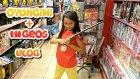 Vlog - Oyuncakcı Turu Yaptık Ve Migros Da Kaydık Eğlendik :)