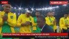 Brezilyalı Neymar, Milli Takım Kaptanlığını Bıraktı