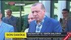 Erdoğan Gaziantep Saldırısını Anlatırken Bilal'in Gülmesi