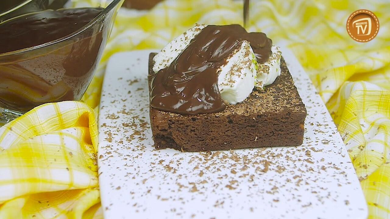 Ev Yapımı Çikolata Sos Videosu