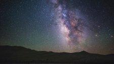 İnsan Popülasyonuna Göre Gökyüzündeki Yıldızların Muhteşem Ötesi Değişimi