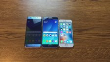 iPhone 6S ve Galaxy Note 7'ye Drop Test Yapmak