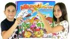 Mangal Partisi Kutu Oyunu - Topla Yapıştır Eğlenceyi Kızıştır!   Oyuncak Abi