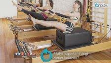Pilates Yaparken Hangi Aletler Kullanılır?