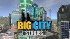 Şehir Kurma Oyunu Big City Stories PS4'e Ücretsiz Geliyor