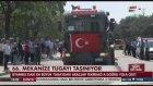 Tanklar İstanbul'dan Taşınıyor