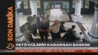Fetö'cü Teröristlerin Komutanları Rehin Alma Görüntüleri