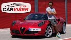 Alfa Romeo 4C Test Sürüşü - Review (English subtitled)