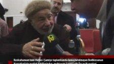 Bediüzzaman Hazretlerinin 12 Vekilinden Biri Olan Seyid Salih Özcan Ağabey ''ittihadı İslam Mutlaka