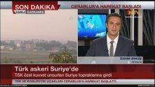 Bordo Bereliler Suriye'ye Girdi!