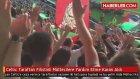 Celtic Taraftarı Filistinli Mültecilere Yardım Etme Kararı Aldı