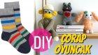 Çoraptan Oyuncak Yapımı / KENDİN YAP / DIY Stuffed Toys