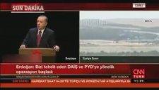 Erdoğan'dan PYD lideri Salih Müslim'e: Birileri Meydan Okuyor