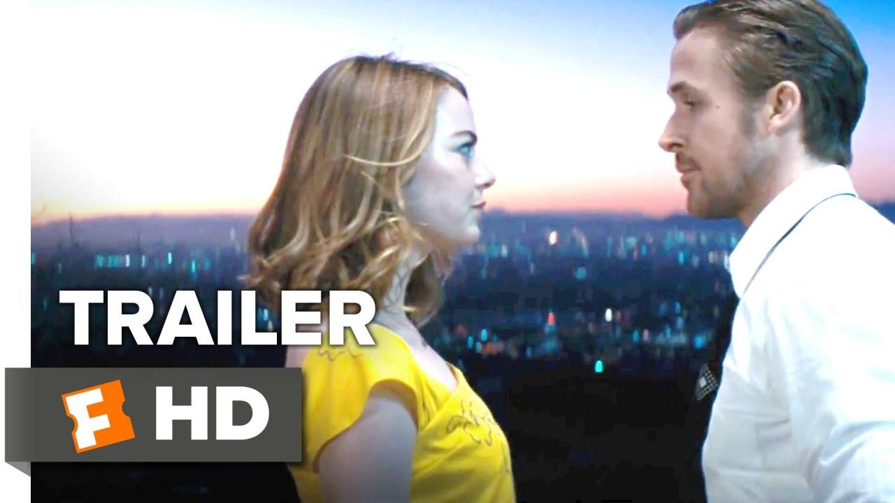 La La Land Official Teaser Trailer 1 (2016)