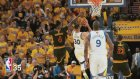 NBA'de geçen sezon yapılan en iyi 50 blok