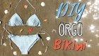 Örgü Bikini / Kendin Yap /dıy Crochet Bikini