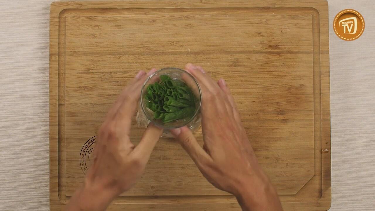 Yeşil Soğan Nasıl Saklanır