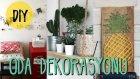 Yaz için Dekorasyon Fikirleri / KENDİN YAP / DIY Summer Decoration Ideas