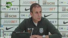 Abdullah Avcı, Shakhtar Donetsk maçı öncesi konuştu