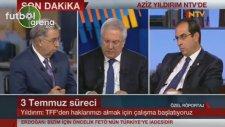 Aziz Yıldırım: 'Aydınlar, Fenerbahçe suçsuzsa 45 milyon ödeyeceğim demişti'