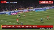 Fenerbahçe, Hakim Ziyech ile Anlaşmaya Vardı