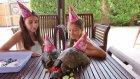 Kaplumbağa Oyunları Ve Hayvan Partisi. Polen Ve Jasmin - Kaplumbağanın Doğum Günü