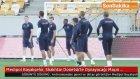 Medipol Başakşehir, Shakhtar Donetsk'le Oynayacağı Maçın Hazırlıklarını Tamamladı